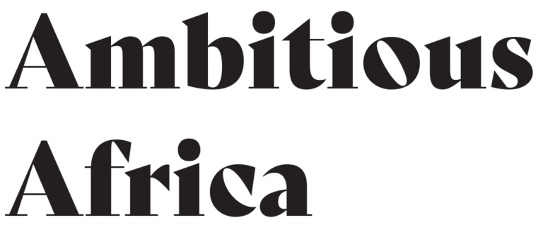 ambitious africa logo